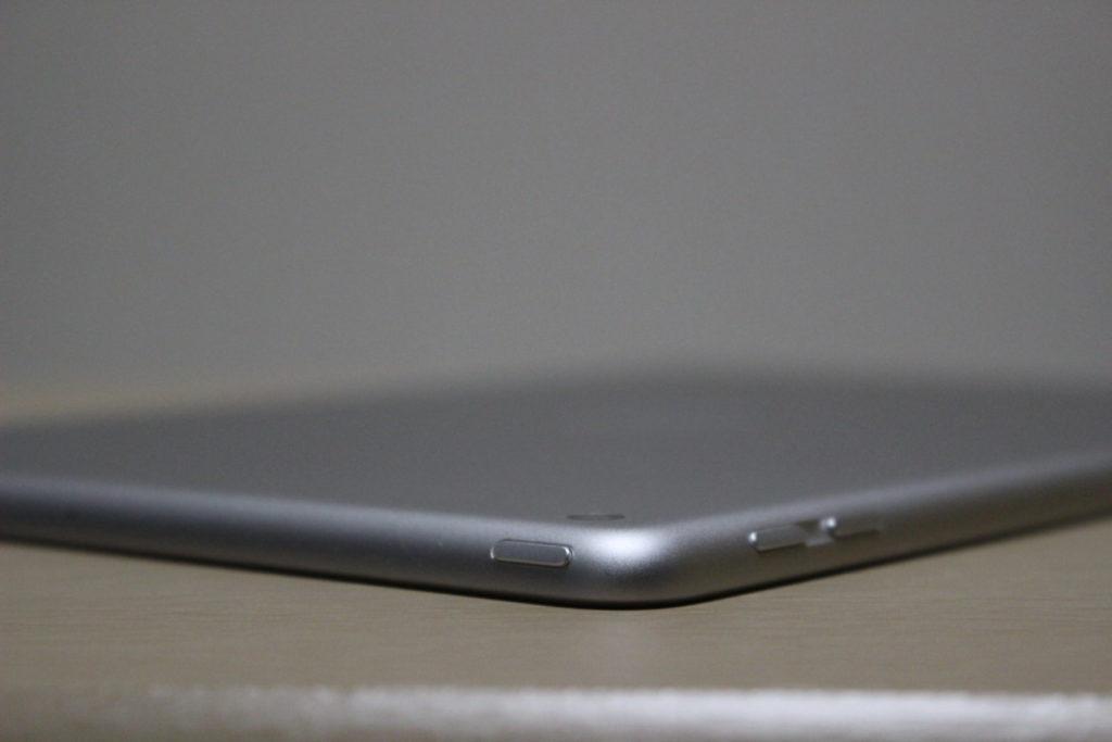 第5世代iPadのカメラ部分