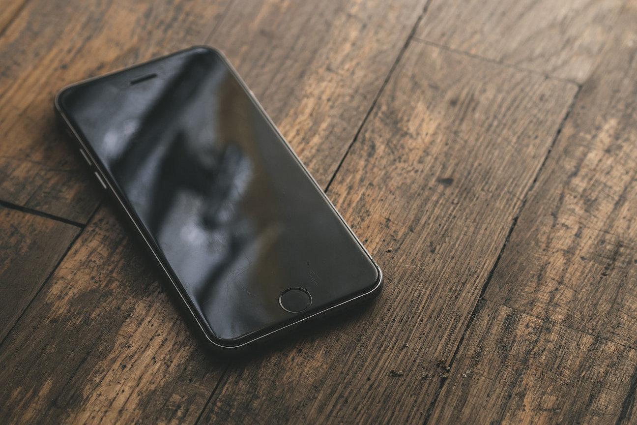 スマートフォン本体1