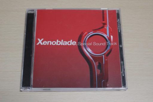 ゼノブレイドのサウンドトラックCD