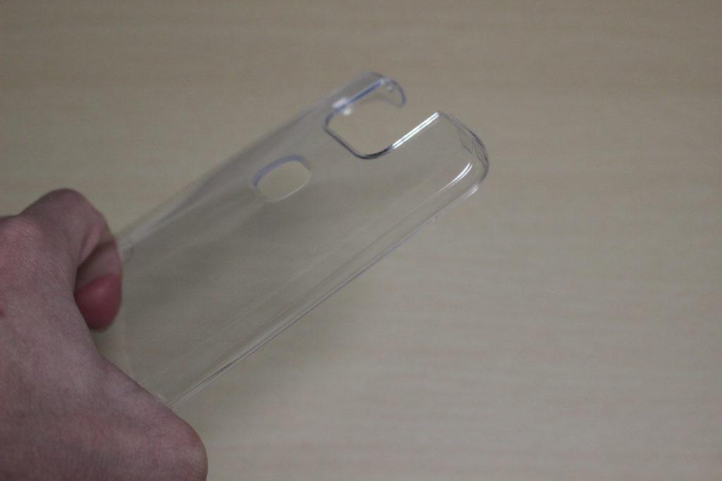 ZenFone6のハードケース本体