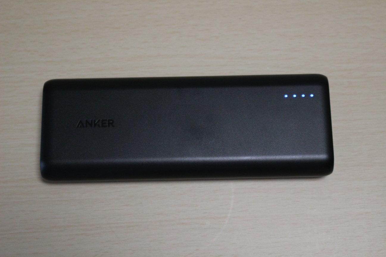 Anker PowerCore 20100本体