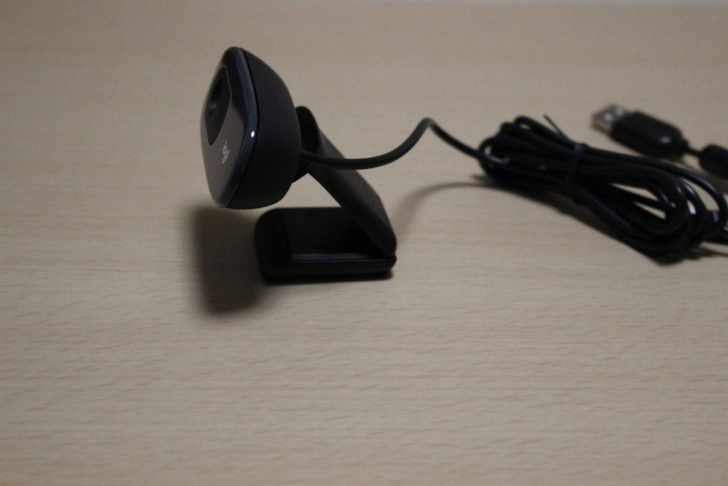 ロジクールのWebカメラ「C270n」