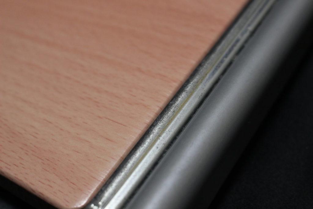 ナカバヤシノートスライダー「PDN-003-NM」の錆び