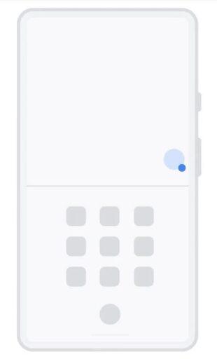 Android11のバブル表示のイメージ1