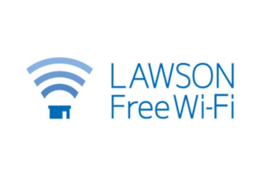 「LAWSON Free Wi-Fi」