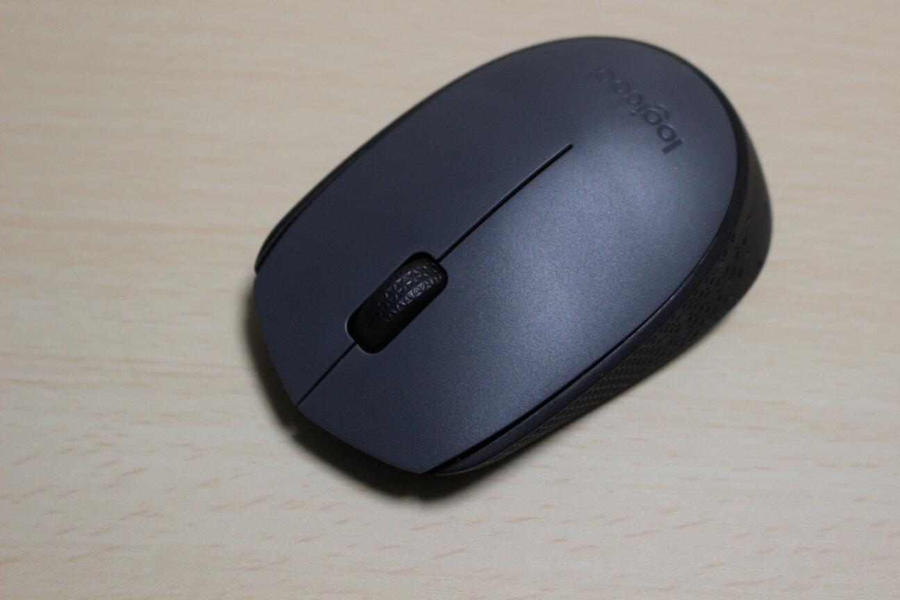 ロジクールワイヤレスマウス「M171」