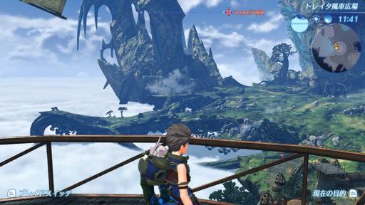 ゼノブレイド2 ゲームキャプチャー(グーラ)