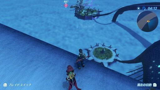 ゼノブレイド2 ゲームキャプチャー(リベラリタス)