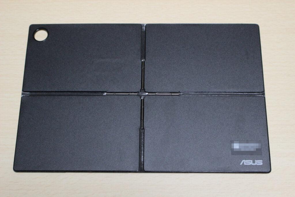 「Chromebook Detachable CM3」スタンド