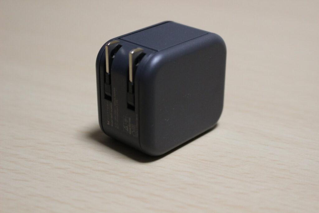 MOTTERUの2ポートUSB充電器「MOT-AC48U2」