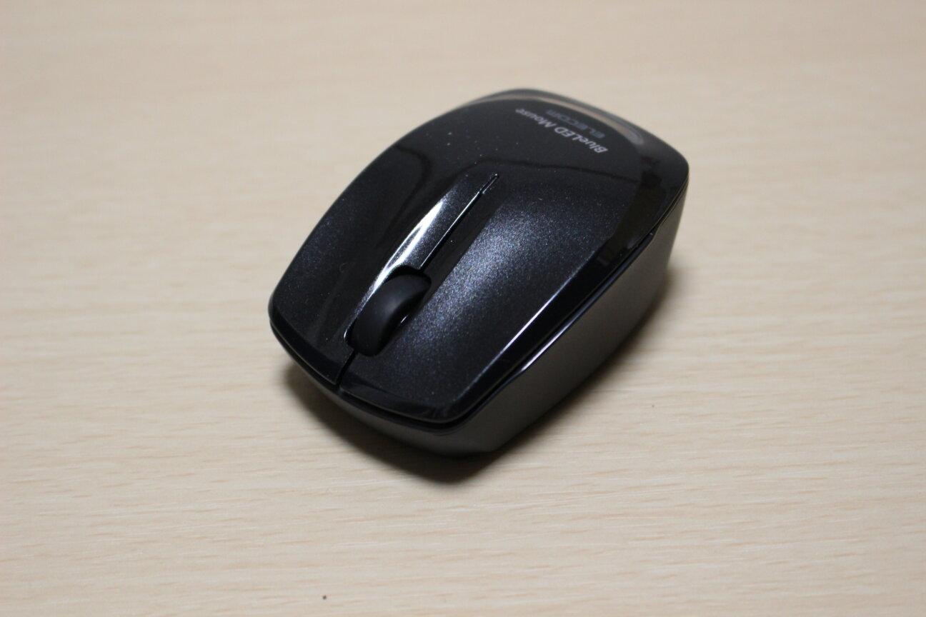 エレコムのマウス「M-FBL3BBS」