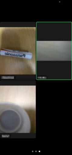 「Zoom」ピン留めの使い方 ースマホの場合(1)ー