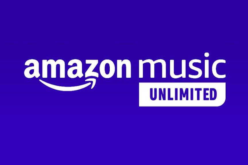 「Amazon Music Unlimited」のロゴ