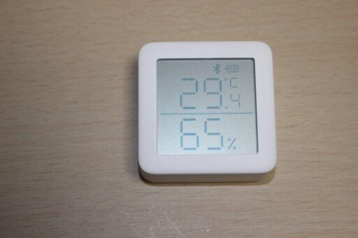「SwitchBot」アプリで「SwitchBot 温湿度計」を追加(3)