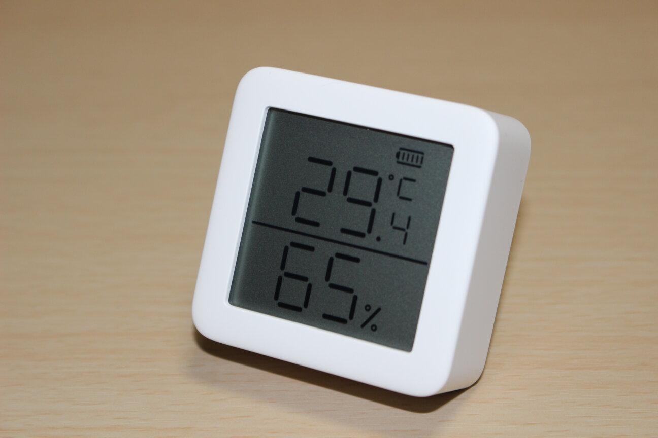 「SwitchBot 温湿度計」