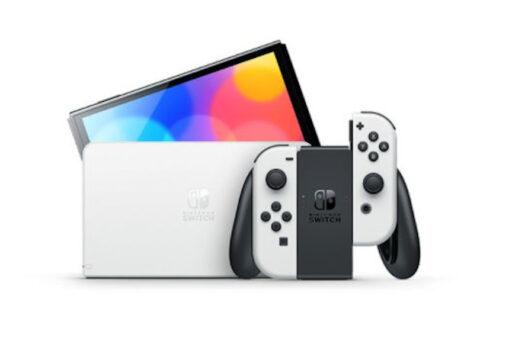 Nintendo Switch(有機ELモデル)