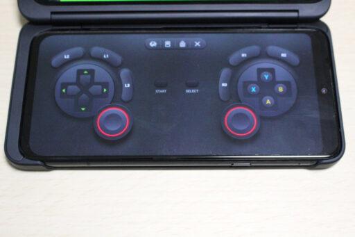 LG G8X ThinQのゲームパッド設定手順3